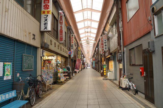 shinmachi syoutengai