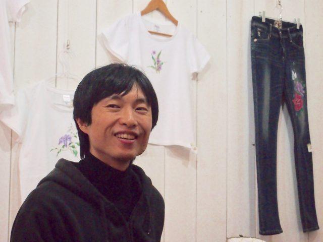 創業明治5年漬物店の若旦那。京都の昔ながらの方法でつくった漬物をみなさんの食卓に届くよう、日々精進されています。