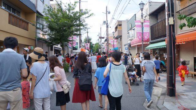 shinoomiya natsumatsuri