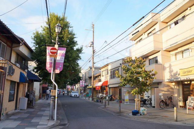 shinoomiya syotengai