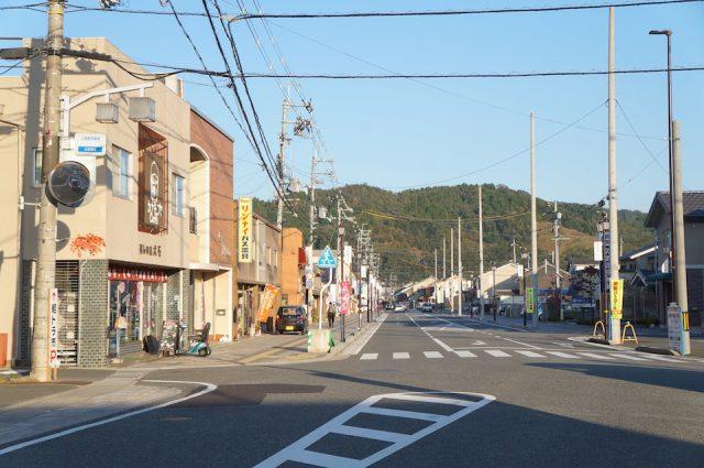 honmachi street